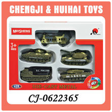Cheap military metal model cars diecast tank model