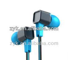 Shenzhen high quality MP3 earphone and headphone for promotional company free samples offered