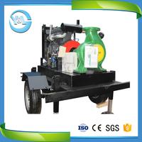 15kw high pressure engine sewage sump pump