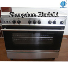 Housing range gas stove/ gas oven/ gas cooker with Electric fan