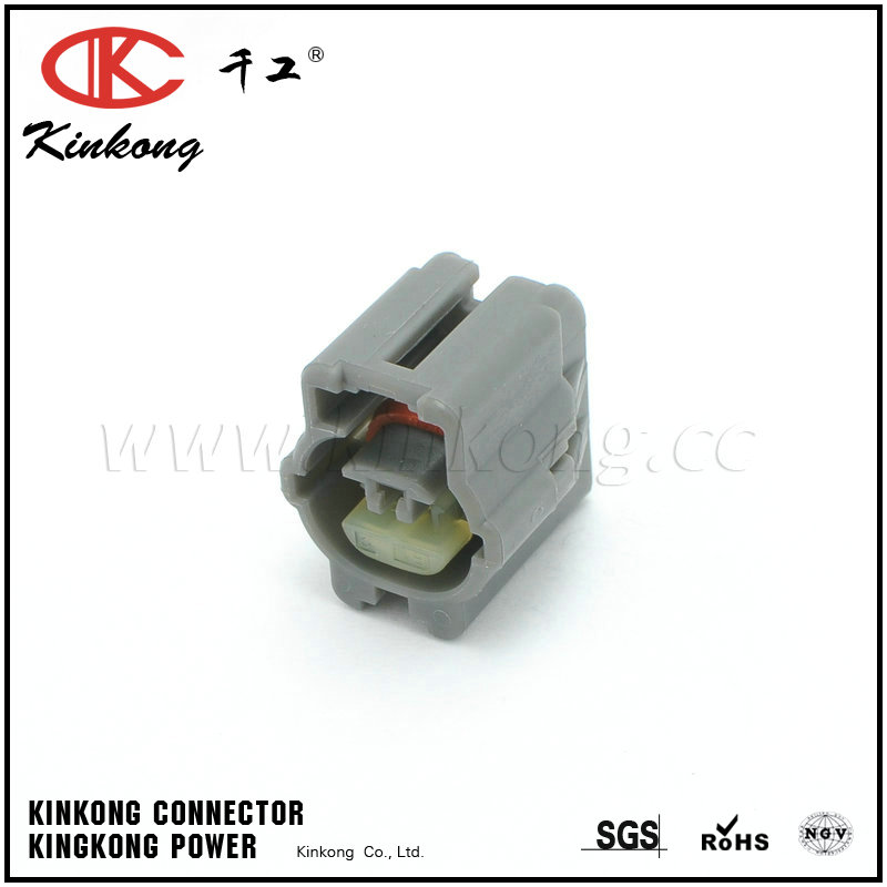 <strong>1</strong> pin receptacle waterproof automotive car connectors 7283-7010-10