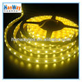 decorative led strip light waterproof 5m/roll 12v rgb with remote