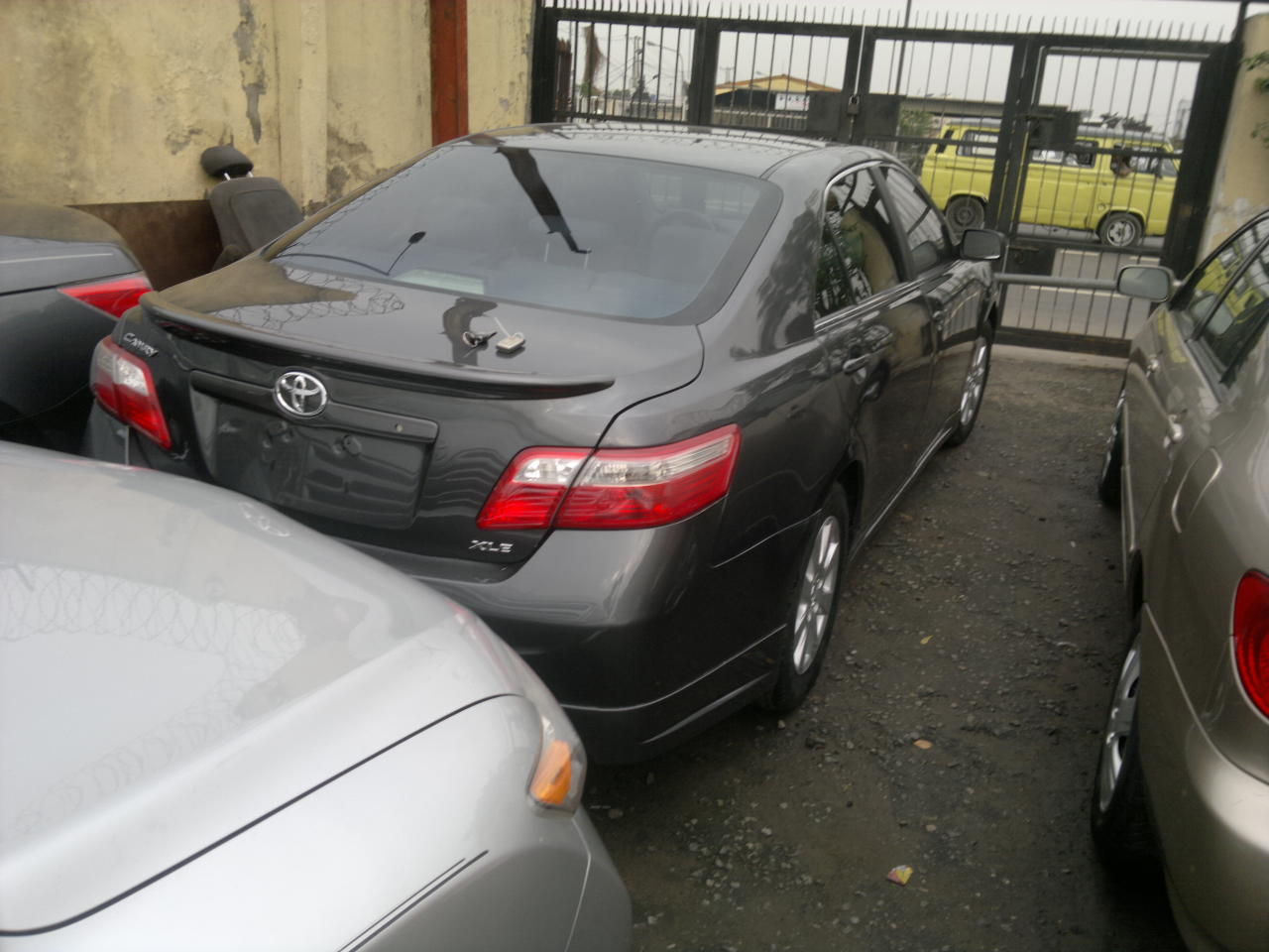2008 Toyota Camry Lather Seat call for price:2348055227660