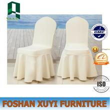 manufactory cheap xy furniture nice quality chair cover and chair sash for wedding
