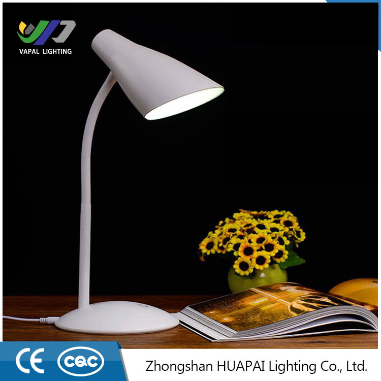 a table lamp 10 dimmer USB Flexible Reading LED Light 3Touch Sensor Bed Table Desk Book Lamp