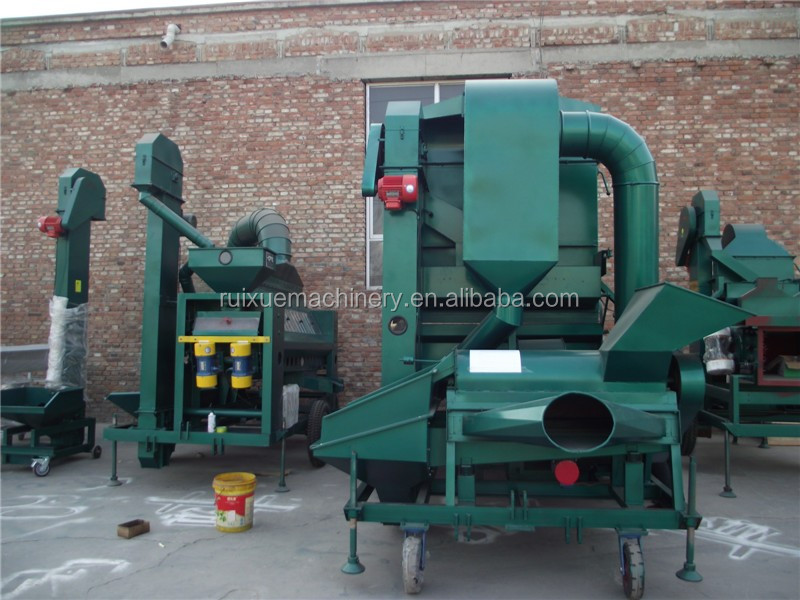 Maize Seed Cleaner/ Cleaning Machine With Maize Thresher (Hot Sale in Africa)