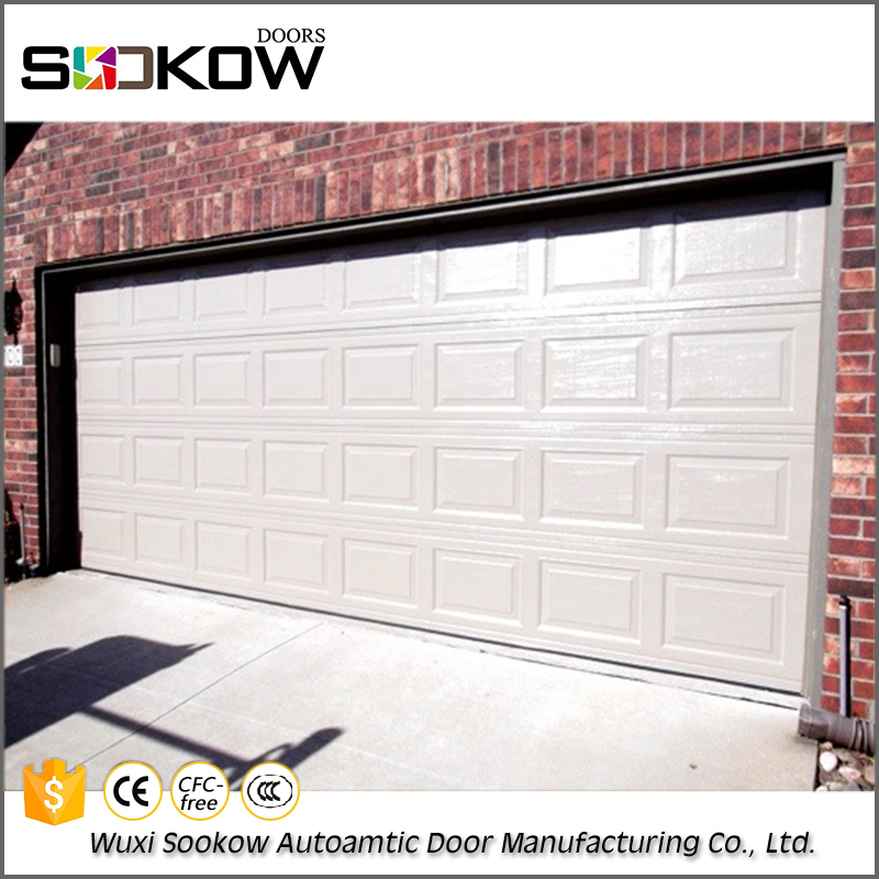 NEW design steel insulated electric garage door dealers