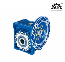 Transmission Equipment DC Electric motor RV Series Bevel Worm Speed Reducer Gear nmrv 040