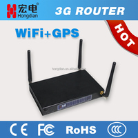 3G dual sim wifi router for bus wifi