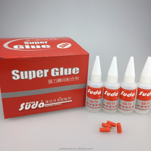 High strength bond magnet scliing super glue 502