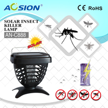 Aosion BSCI Rechargeable Solar Mosquito insect killer trap with UV Led Light