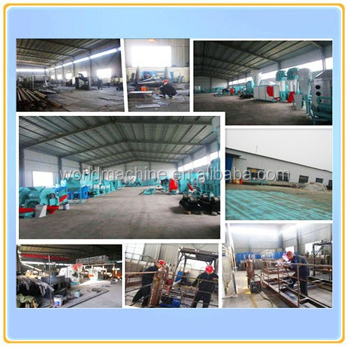 WHIR-FD300A machinery wood pellet plant production line for sale