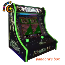 pandora box 4 mario game machine coin operated upright arcade fighting Games