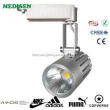 Chinese supplier led track light fixture dimmable china with 220v