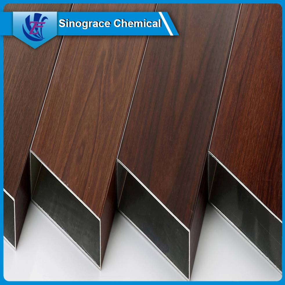 Direct Manufacturer water based wood paint with excellent hardness (PU-105C1)