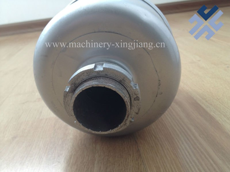 Small Engine Muffler