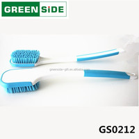GS0212 Long Handle Body Cleaning Plastic Bath Brush