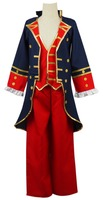 Kids Wear Noble Costume Cosplay Children Party L / M Size Boy