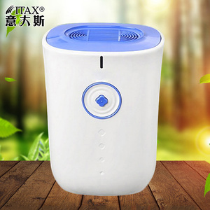 Mini portable dehumidifier electric air dryer machine water intelligent moisture absorb dehumidifier for home wardrobe bookcase