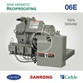 New 06EA250 Carlyle Compressor for Air Conditioning, 06EA275 06EA299 06EA265 06E Carlyle Compressor Models