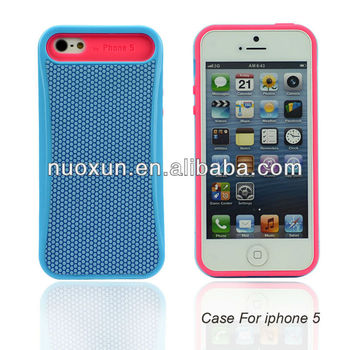 2013 New design silicon case for IPhone 5G