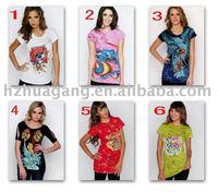 brand tee shirts,multifold styles women shirts,wholeasle ed hardy shirts