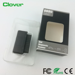C01H2 Factory Supplying elm327 icar2 enclosure elm 327 obd2 obdii obd 2 ii
