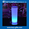 Bar Furniture cocktail table led High top Tables glass top bar led table