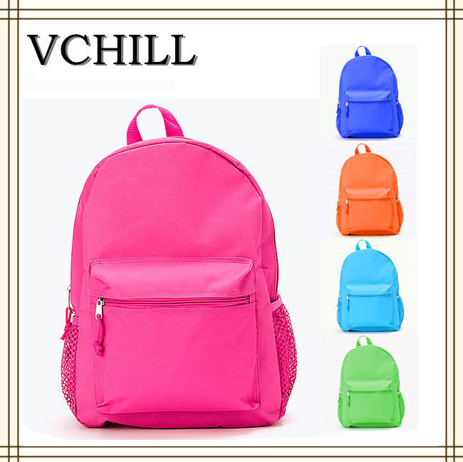 2015 Fashion Kids School Backpacks Cartoons Wholesale
