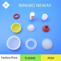 High quality OEM rubber plug top