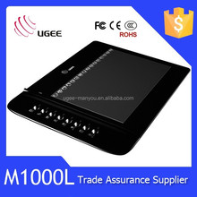 UGEE M1000L 2048 lever digital pen tablet