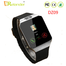 Free shipping DZ09 Bluetooth phone calling pedometer sports smartwatch wrist smart watch