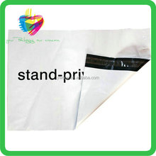 Yiwu eco friendly cornstarch made biodegradable custom printed poly mailer bag