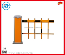 304 Stainless Steel Security Parking Entrance Gate Rfid Reader Full Automatic Barrier Gate