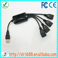 High Speed USB HUB 4 Port Driver Transfer Rates of up to 480Mbps