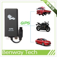 Gps Tracker Function and Automotive Use mini vehicle hidden gps tracker built in high sensitive gps chipset