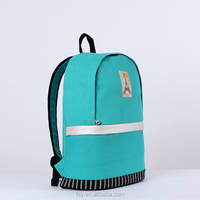 High quality backpack polyester school back pack bag