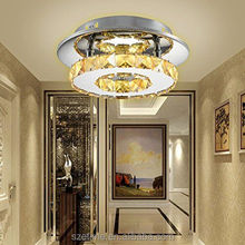2017 Wholesale LED light for Living Room Ceiling Lamp Decoration Crystal Ceiling Light