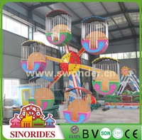 Hot Sale Used Small Ferris Wheel Seat Rides for Sale