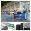 Advanced Pvc Pipe Extrusion Line With CE largest diameter erw tube mill