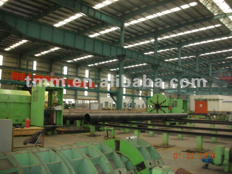 Chamfering/bevelling Machine for steel pipe