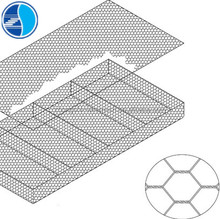 triple twisted gabion hexagonal wire mesh supplier