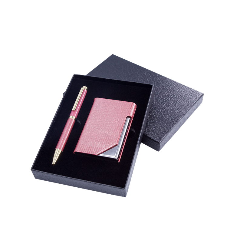 2019 Gift Box Corporate Gift Set Wholesale Business Gift Set With Pen Card Holder