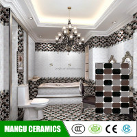 Factory Direct bathroom 300x450 glazed ceramic wall tile