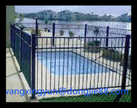 work well Easy installation temporary dog fence,temporary construction fence