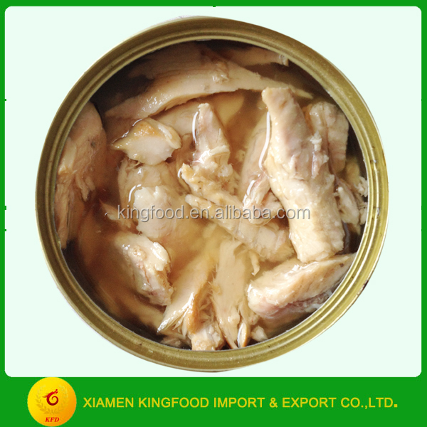 high quality tuna fish factory canned skipJack tuna in oil preservation