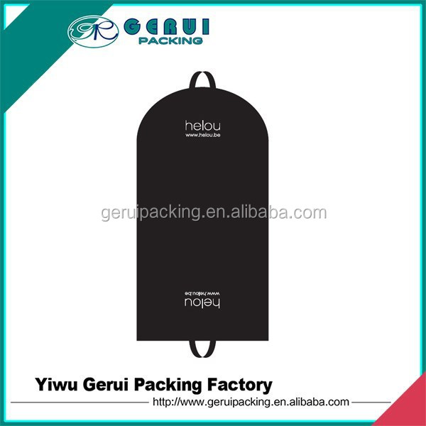 garment bag in non woven fabric