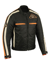 Textile motorcycle jacket/ Cordura bikers jackets