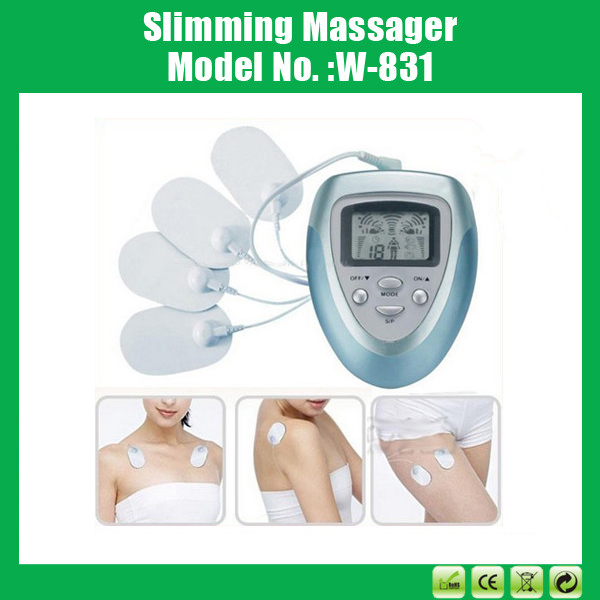 Physical Therapy Tens Machine / Muscle Stimulator / Pulse Electronic Tens Therapy Unit