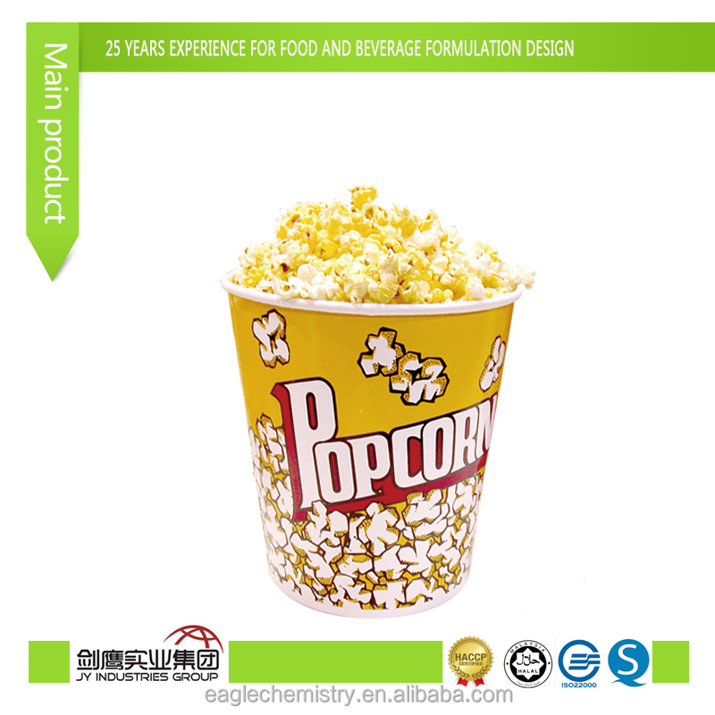 Hot Sale Pop Corn Flavor